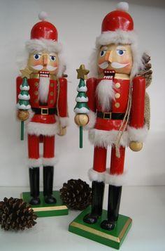 Querido Santa, definitivamente tienes que pasar por Casa Margot, fíjate bien en estos soldaditos ¡hasta a  tí te van a encantar!