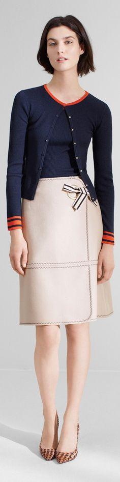 Paule Ka 2016 women fashion outfit clothing style apparel @roressclothes closet ideas