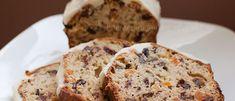 Pain Aux Dattes Et Aux Canneberges Bread Recipes, New Recipes, Bon Dessert, Sweet Bread, Raisin, Cake Pops, Banana Bread, Biscuits, Bakery