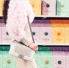 Chanel AW '14.