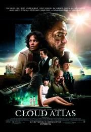 "Cloud Atlas        Cloud Atlas      Atlas oblaka  Ocena:  7.50  Žanr:  Drama Sci-Fi  ""Everything Is Connected""The reincarnation of a soul travels through time beginning with the diary of a potential slave-owner voyaging across the Pacific in 1849 then a talented composer writing letters to his lover in the Britain's 1930s followed by a reporter investigating a corrupt case about a US nuclear power-plant in the 1970s succeeded by a publisher's comical entrapment in a nursing home in 2012…"