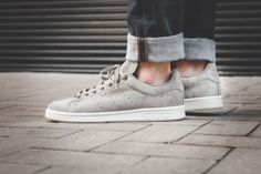adidas' Stan Smith Returns in Ultra-Wearable Grey Suede | Highsnobiety
