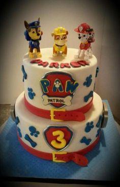 Paw Patrol Birthday Cake | Craftsy