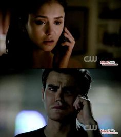 The most heartbreaking Stelena moment 3x01 The Birthday