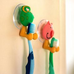 Cute Cartoon Animal Toothbrush Holder – Top Cool Deals