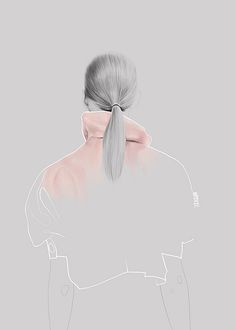 Fashion illustration-JW Anderson