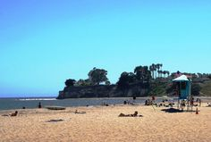 Ledbetter Beach (at the foot of SBCC)