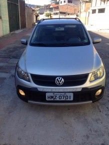 VW – VolksWagen Saveiro CROSS 1.6 Mi Total Flex 8V CE 2012 Gasolina Betim MG | Roubados Brasil