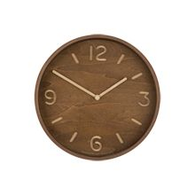 Thompson Wood Clock