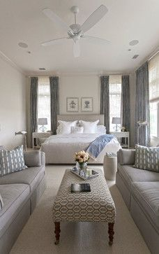 Recently Completed Home on Kiawah Island, SC - beach-style - Bedroom - Charleston - Seamar Construction Group <3