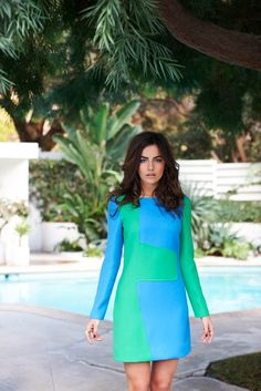 CamillaBelle3 Camilla Belle Wears Michael Kors for Vogue Brazil April 2013 by Eric Guillemain