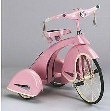 Ein Dreirad zum verlieben... ♥