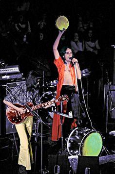 Steve Hackett and Peter Gabriel
