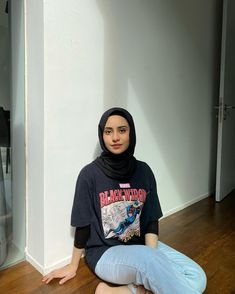 Hijab Fashion Summer, Modern Hijab Fashion, Street Hijab Fashion, Hijab Fashion Inspiration, Muslim Fashion, Casual Hijab Outfit, Hijab Chic, Casual Outfits, Fashion Outfits