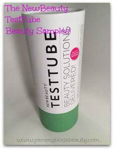 The NewBeauty TestTube (Beauty Samples from NewBeauty Mag): Tube Opening! #NewBeauty #boxopening #beautysamples #beautychat #bbloggers