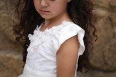 - Modelo Eliza La Geovanna by Emannuelle Junqueira -              Daminha de honra