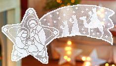 vianocna hviezda filetove hackovanie