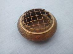 Brass Made In India Box Lidded by bonniescollectibles on Etsy, $5.00