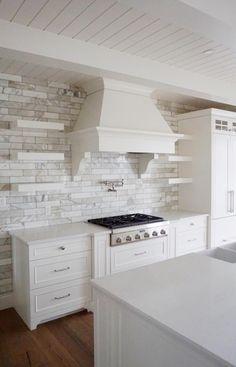 Home - Pioneer Cabinetry Apron Front Sink, White Quartz, Quartz Countertops, Estate Homes, Chrome, Flooring, Cabinet, Kitchen, Furniture