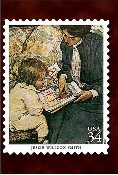 Marja  --  American Illustrators Jessie Willcox Smith