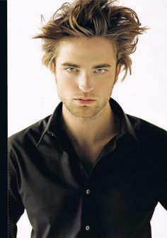 robert pattinson or edward cullen. i have a not so secret vampire fantasy so either one will do ;)