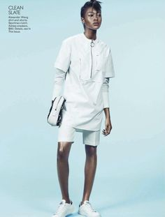 Alexander Wang Spring Summer 2013 Editorial
