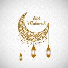 Photo Eid Mubarak, Images Eid Mubarak, Happy Eid Mubarak, Ramadan Mubarak, Eid Mubarak Stickers, Eid Al Fitr, Illustrations, Art Images, Special Day
