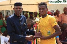 Samuel Chukwueze Former Golden Eaglet Star Wins Diamond Cup MVP Award     Former Golden Eaglets forward Samuel Chukwueze was named the Most Valuable Player at the 2016 Diamond Cup following stellar performances in the three-day competition which endedon Wednesdayin Umuahia.  The Chile 2015 FIFA U-17 World Cup star scored a stunning free-kick in the first match and provided three assists on Diamond Football Academy's way to winning the competition for the first time after losing last year's…