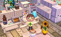 A really nice kitchen in a StreetPass home.