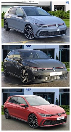 There are so many great colour options available on the Golf 8 models but which colour would you want yours in ? Hatchback Cars, City Car, 4x4, Golf, Models, Colour, Templates, Color, Colors