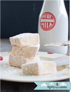 BEST-MARSHMALLOWS salted caramel marshmallows -- sounds perfect for hot chocolate