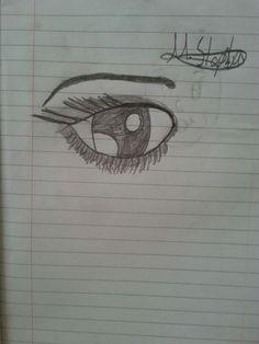 Göz çizimim