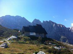 Valle Pesio  rifugio Garelli