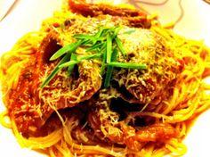 osso buco spagetilla