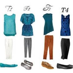Dressing Your Truth Type 1 Colors - Bing Images