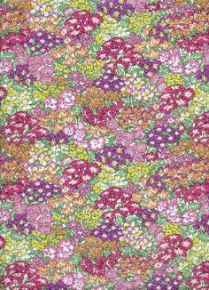 Liberty - Garden Wonderland Liberty, Wonderland, Quilts, Garden, Lawn, Fabric, Color, Patterns, Spring