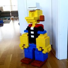 Lego Duplo Popeye
