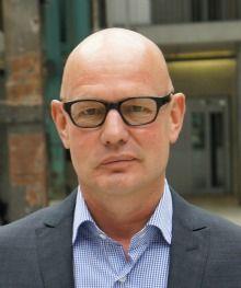 Thomas Garms, Verlagsgeschäftsführer von Axel Springer Schweiz