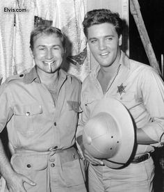 Above, Nick Adams and Elvis Presley. Previously, I knew that Elvis Presley and Nick Adams were friends, but it wasn't until I read Pet. Elvis And Priscilla, Priscilla Presley, Judo, Actor Nick Adams, Rock And Roll, Sean Leonard, 9 Film, Elvis Presley Photos, Apps