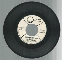 Sugar Bears Promo You Are The One Someone Like You 45 RPM Big Tree Records #unknown