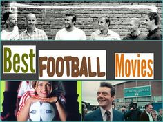 Best Football (Soccer) Movies to Watch - YouTube Top Movies To Watch, Good Movies, Best Football Movies, Football Soccer, Music, Youtube, Movie Posters, Musica, Musik