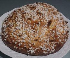 Recette Galette des rois briochée de Nath par Nathalie Denet - recette de la catégorie Pâtisseries sucrées