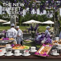 Wedding Catering Ideas, Food Stations, Wedding Reception Tips