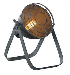 ByBoo By-Boo Brix industrieel lamp tafellamp verlichting lampen vloerlamp lampenkap woondecoratie woonaccessoires homeishome kaiserdekoning vloerlamp concrete raster