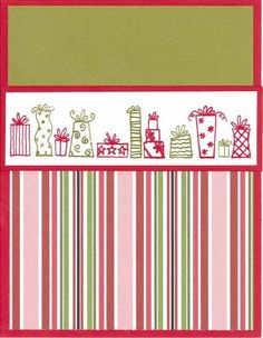 Crazy For Christmas Stampin' Up! set