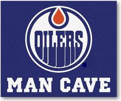 Use the code PINFIVE to receive an additional 5% discount off the price of the  Edmonton Oilers NHL Man Cave Tailgate Rug at sportsfansplus.com