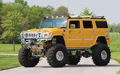 2003 Hummer H2  Custom Sport Utility More Show than GO..