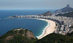 copacabana rio de janeiro praia