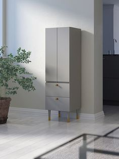 Loop - Noremax Wardrobe Storage, Storage Solutions, Storage Spaces, Tall Cabinet Storage, Living Spaces, Ikea, Color, Furniture, Design