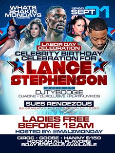 What's Shakin' Mondayz @ Sues Rendezvous Monday September 1, 2014 « Bomb Parties – Club Events and Parties – NYC Nightlife Promotions